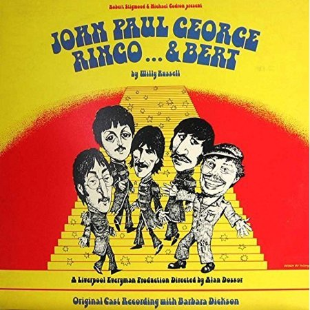 John Paul George Ringo and Bert (Bert Kaempfert The Very Best Of Bert Kaempfert)