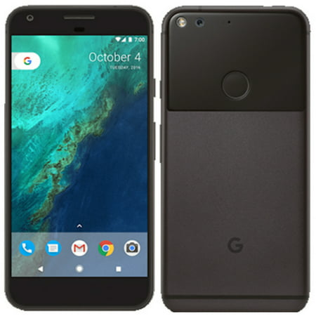 Google Pixel XL | Unlocked | Quite Black | 32GB | Used: Acceptable | 5.5