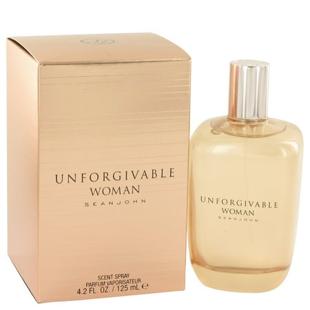 Sean John Unforgivable Eau De Parfum Spray for Women 4.2 oz