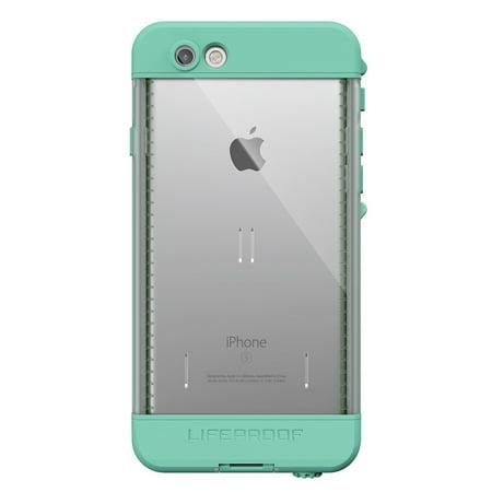promo code 3dd6e 5bc30 Lifeproof NUUD Series Waterproof iPhone 6s PLUS - Aqua