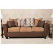 Chelsea Home Malden Sofa with 4 Accent Pillows