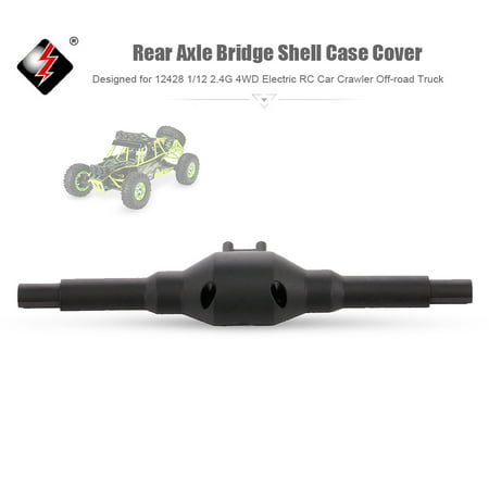 Rear Axle Bridge Shell Case Cover RC Car Accessory for WLtoys 12428 1/12 2.4G 4WD Electric RC Off-road Car