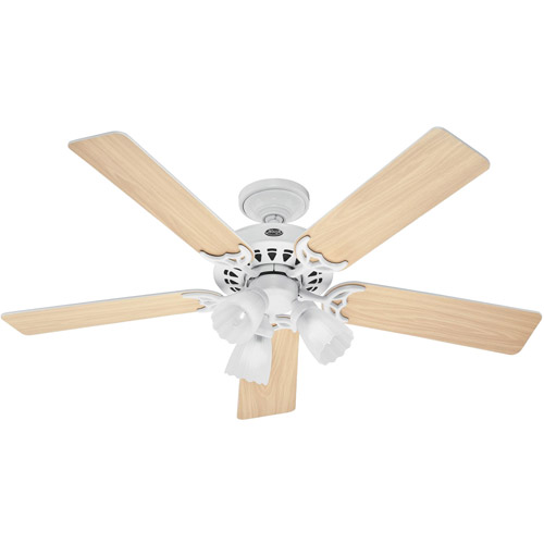 "Hunter 52"" Architect Series Ceiling Fan with Light Kit  HTR26421"