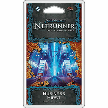 android netrunner lcg: business first ()