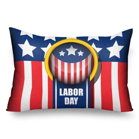 GCKG Labor Day Logo Pillow Cases Pillowcase 20x30 inches - image 4 de 4