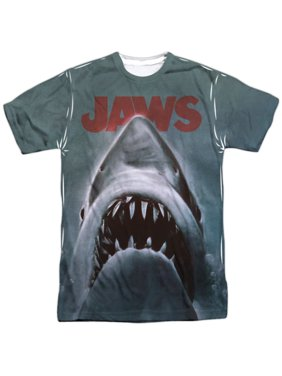 Jaws - Poster - Short Sleeve Shirt - Large