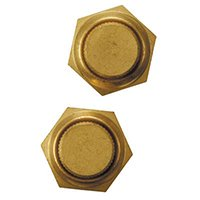 IRWIN 1794481 Stair Gauge, Brass 5 Pack