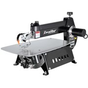 Best Scroll Saws - Excalibur 21-Inch Tilting Head Scroll Saw with Foot Review