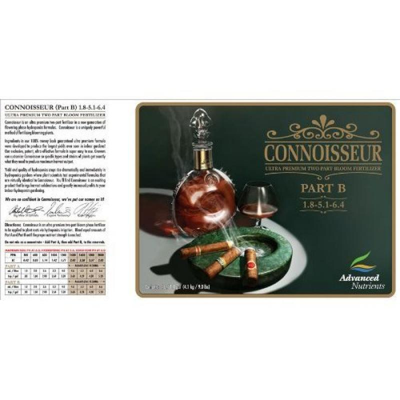 Connoisseur Ultra Premium Fertilizer - 1 Liter Part B