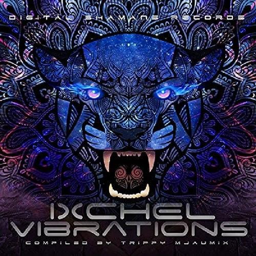 Ixchel Vibrations - Ixchel Vibrations [CD]