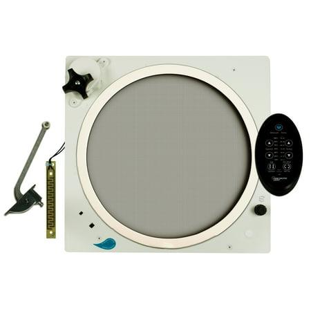 Fan-Tastic Vent 807358 Vent Upgrade Kit for 7350 - Off White ()