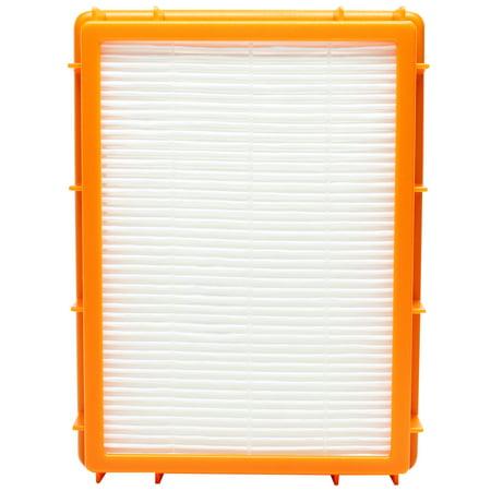2-Pack Replacement Eureka Boss SmartVac 4870T Vacuum HEPA Filter - Compatible Eureka HF-2 HEPA Filter - image 1 of 4