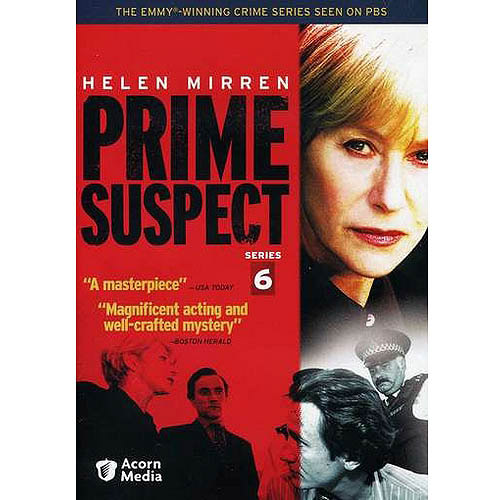 Prime Suspect: Series 6 (Widescreen)
