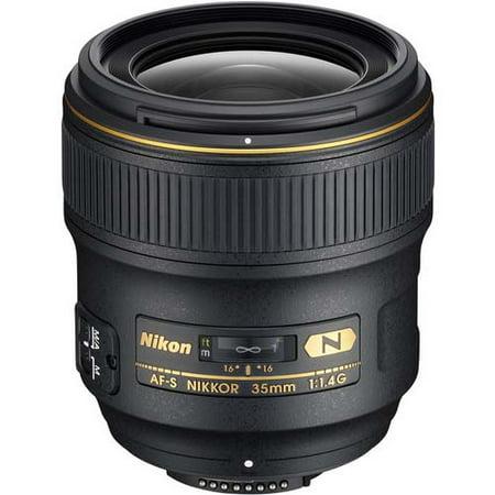 Nikon Nikkor 35mm f/1.4G AF-S Lens