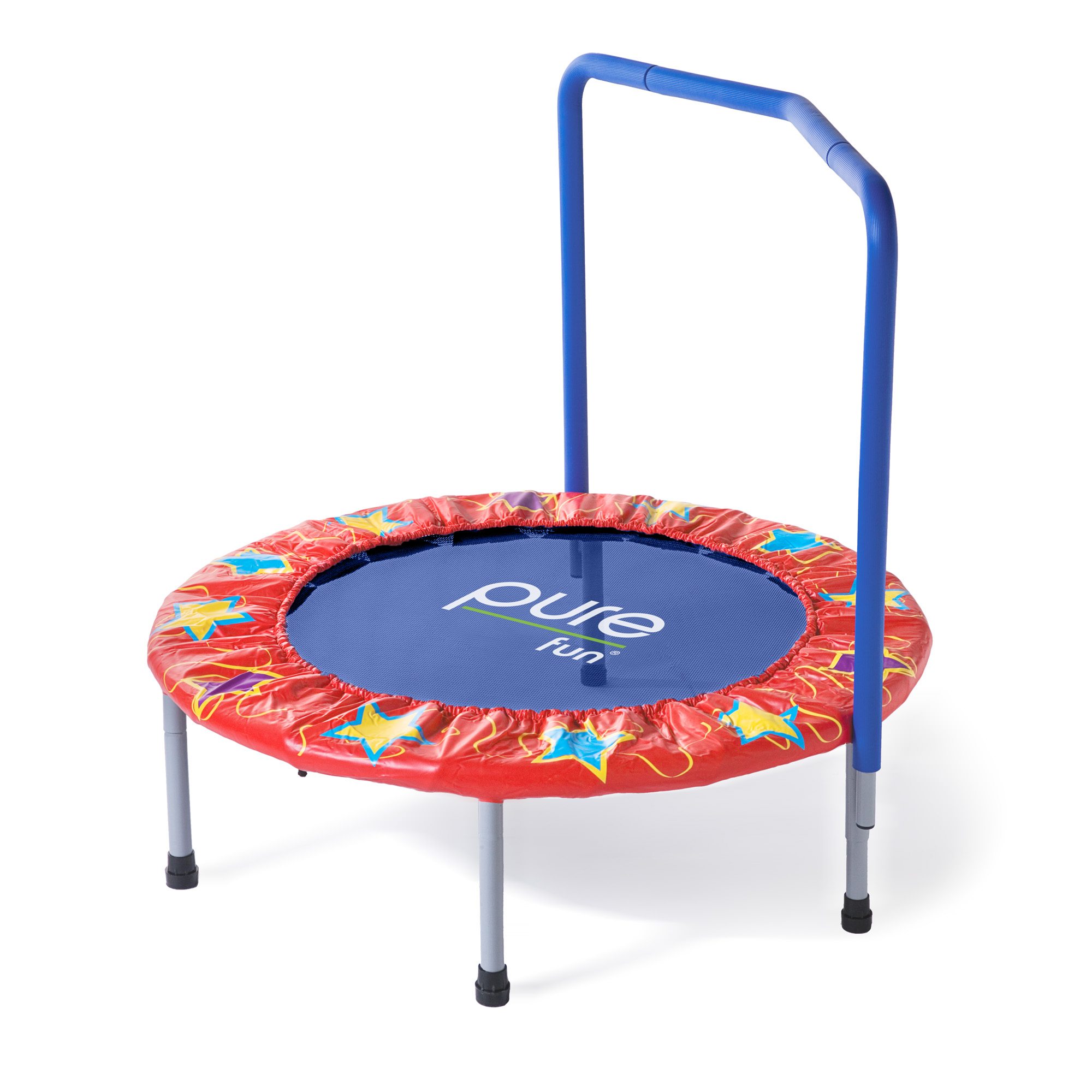 "Pure Fun Kids 36"" Mini Trampoline"