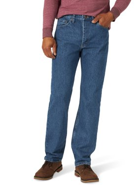 Wrangler Men's ang Big Men's Regular Fit Jeans