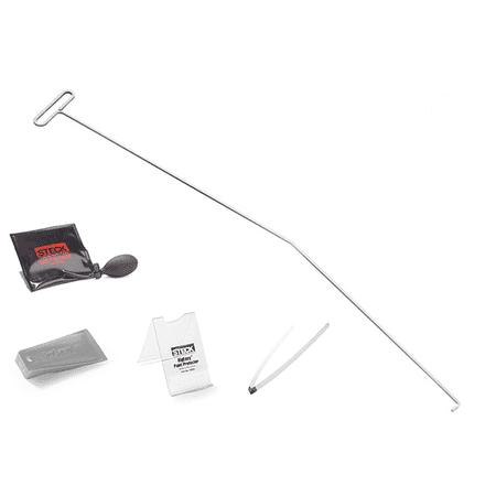 Lock Out Tool BigEasy GLO w/Easy Wedge Kit Dark Lockout Tool