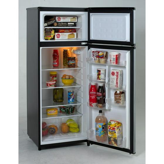 Avanti-RA7316PST-2-Door-Apartment-Size-Refrigerator-Black-with ...