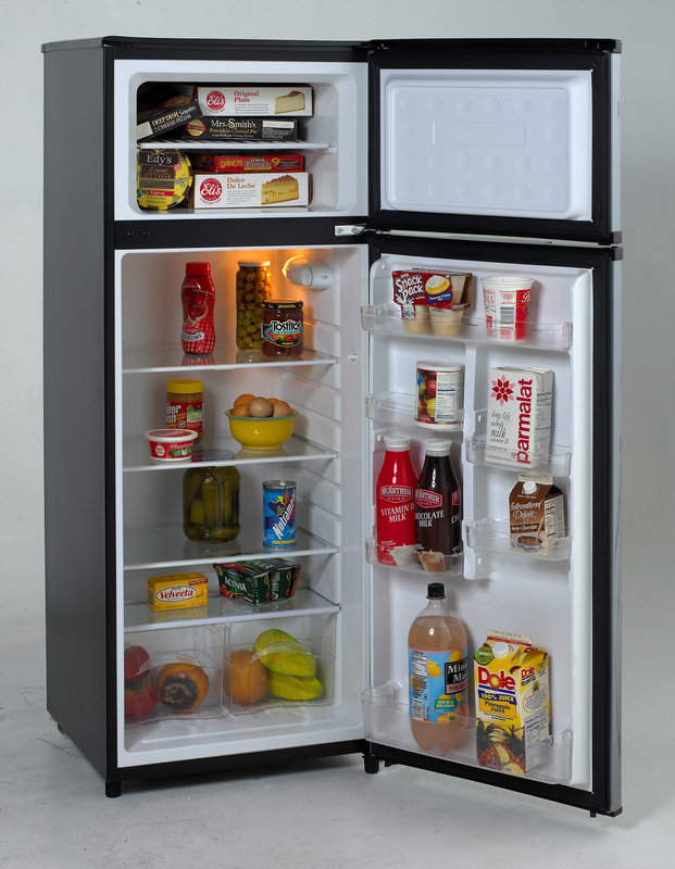 Stunning Refrigerator Apartment Size Contemporary   Trends Ideas .