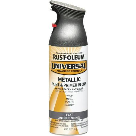 (3 Pack) Rust-Oleum Universal All-Surface Metallic Spray
