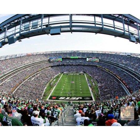 Metlife Stadium 2011 Jets  Photo Print
