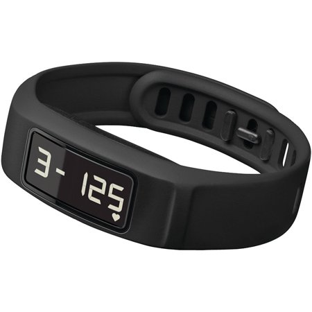 Garmin Vivofit 2 Smart Band Activity Tracker / Monitor / Pedometer / Timer / Calorie Counter, Black