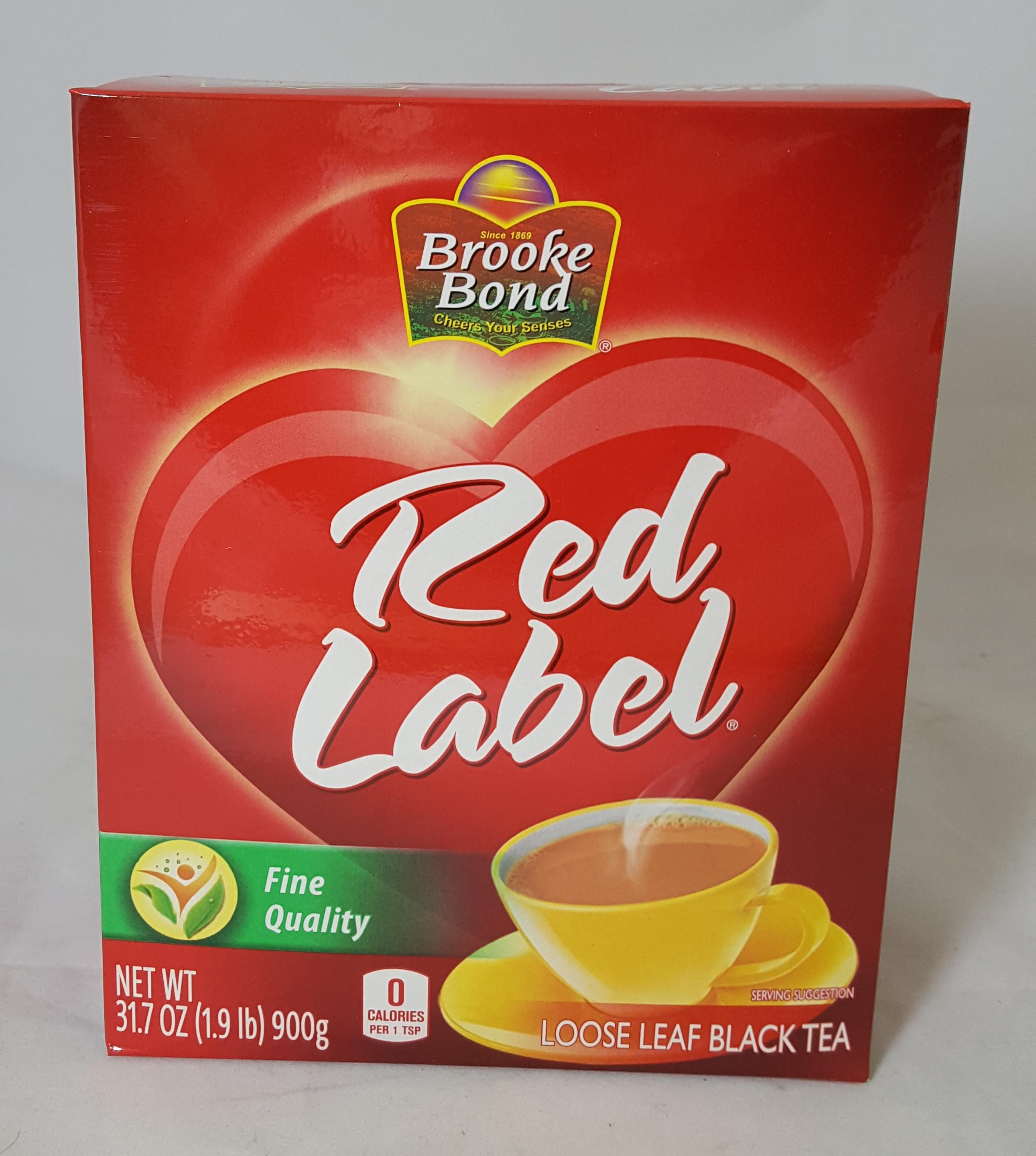 Brook Bond Red Label Black Tea 450g