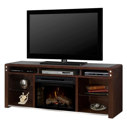 Dimplex Galloway Entertainment Center Electric Fireplace