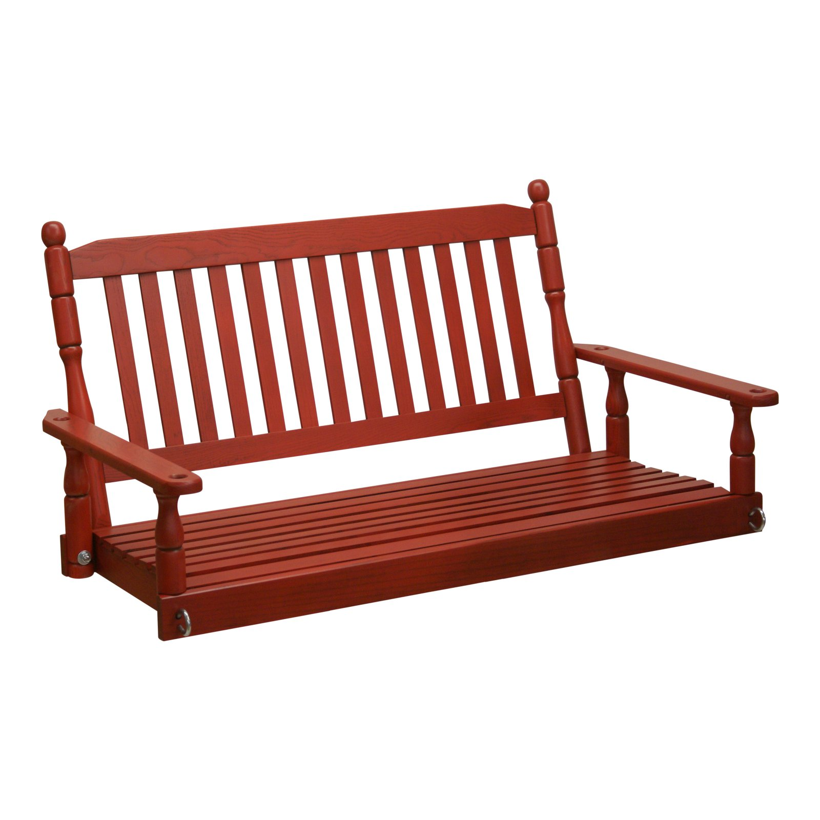 Hinkle Cumberland 250 Wood Patio Porch Swing