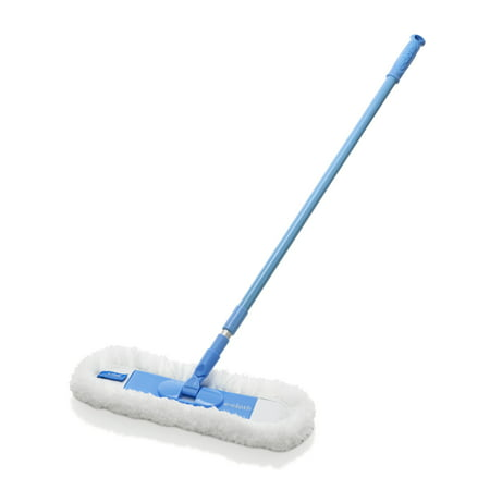 E-Cloth Flexi-Edge Floor & Wall Duster With Sturdy Telescoping Handle - Brilliant for Eliminating Dust, Allergens, Lint From Floors and (Best Duct Cleaning Equipment)