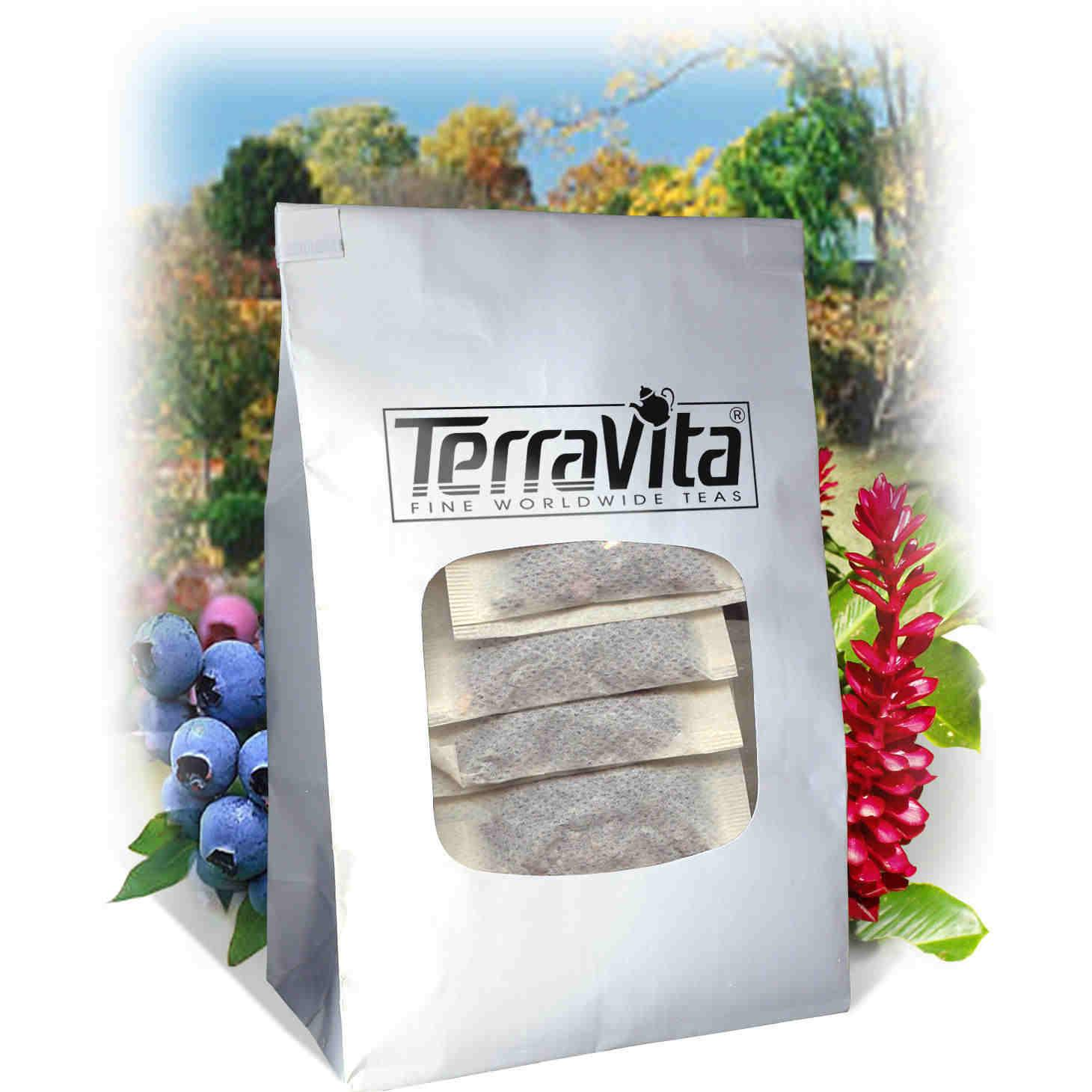 Belgian Chocolate Rooibos Tea (25 tea bags, ZIN: 510640) by TerraVita