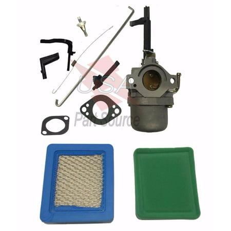 Carburetor Carb For Briggs & Stratton Snowblower Generator 591378 699966 699958  - image 11 of 11