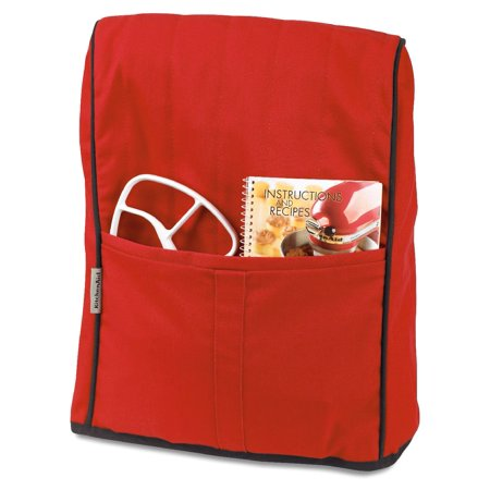 KitchenAid Stand Mixer Cloth Cover, Empire Red (KMCC1ER)