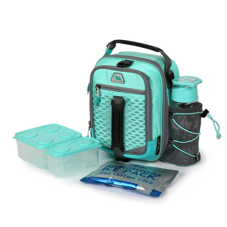 Arctic Zone High-Performance Dual-Compartment Lunch Box - Teal ()
