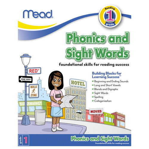 Mead Phonics and Sight Words, Grade 1