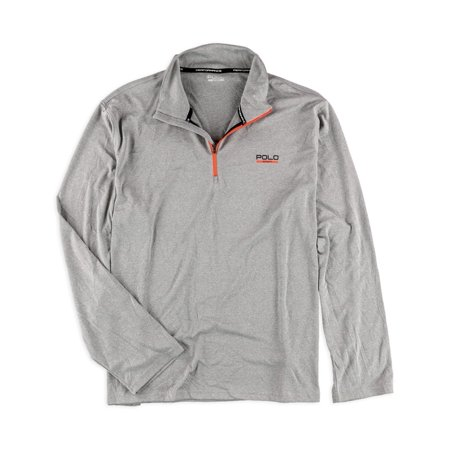 Ralph Lauren Mens Stretch Jersey Long Sleeve Track Jacket andverhtr (Ralph Lauren Pima Cotton Polo Long Sleeve)