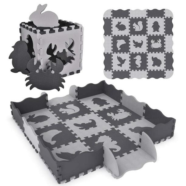 Foam Play Mat For Baby Kids Children Play Floor Mats Infant Animal