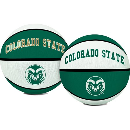Colorado State University Basketball (Rawlings NCAA Crossover Full Size Basketball Colorado State University)