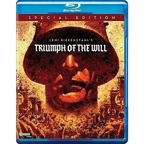 Triumph of the Will (2015 Remaster) (Blu-ray) CAVBRSFD0153