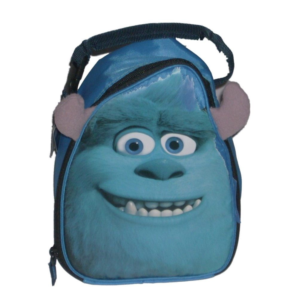Arctic Zone Monsters University Sulley Soft Lunch Box Insulated Bag Lunchbox