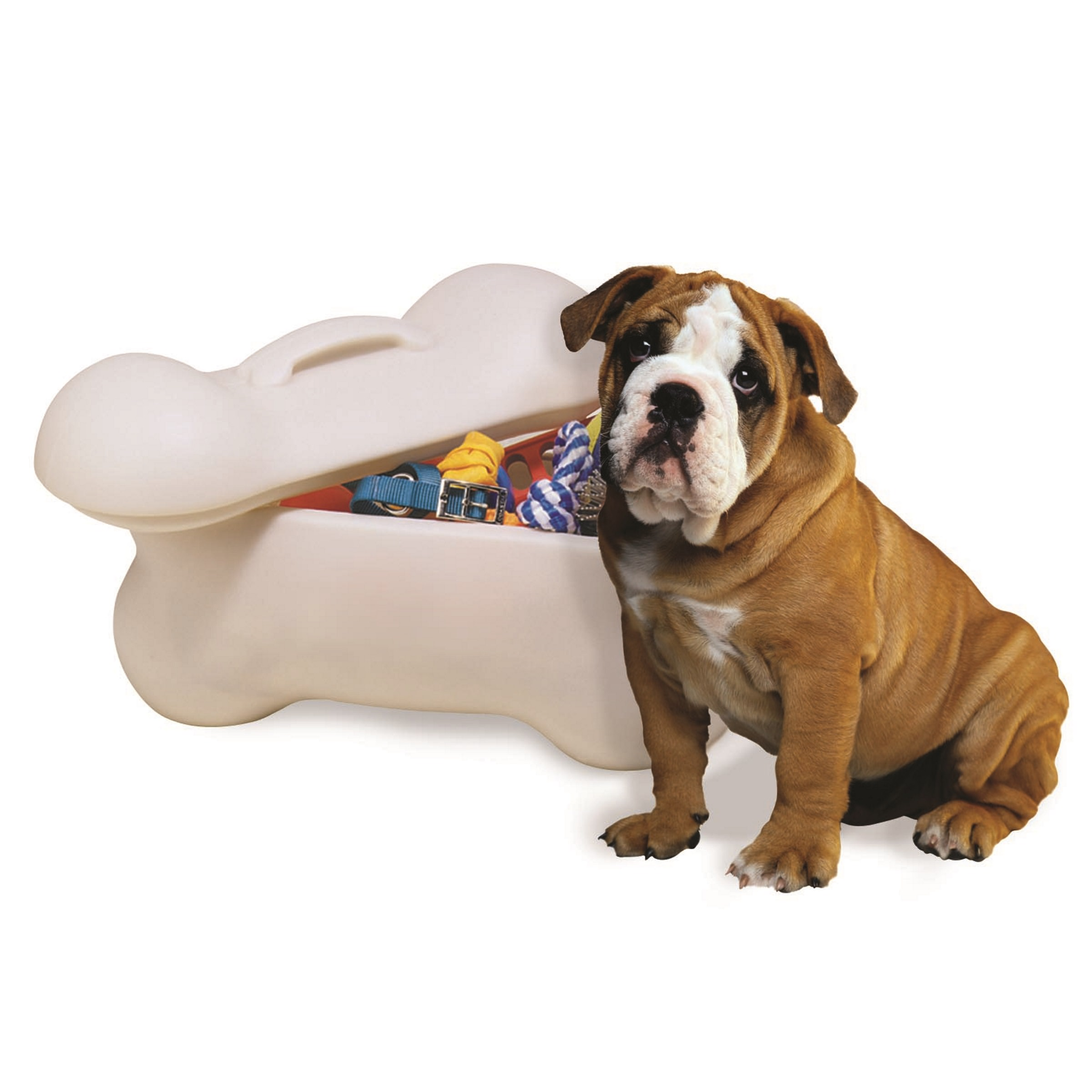 OurPets Big Bone Storage Bin
