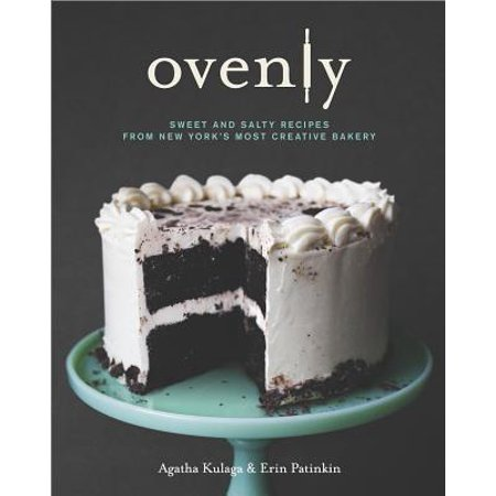 Ovenly: Sweet & Salty Recipes from New York's Most Creative Bakery](Salty Halloween Snack Recipe)