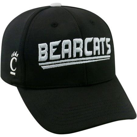 - University Of Cincinnati Bearcats Black Baseball Cap
