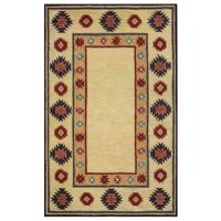 Rizzy Home Southwest SU2015 Rug - (8 Foot Round)