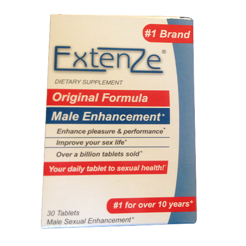 Extenze Original Formula Male Enhancement, 30ct