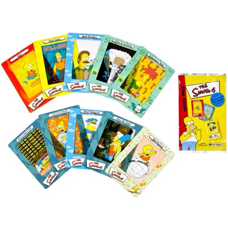 Old Glory Stationery (The Simpsons - Film Cards, Officially Licensed Merchandise By Old Glory From USA )