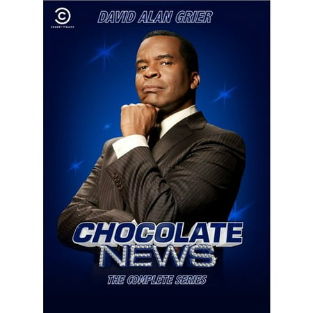 Chocolate News  The Complete Series  Unrated