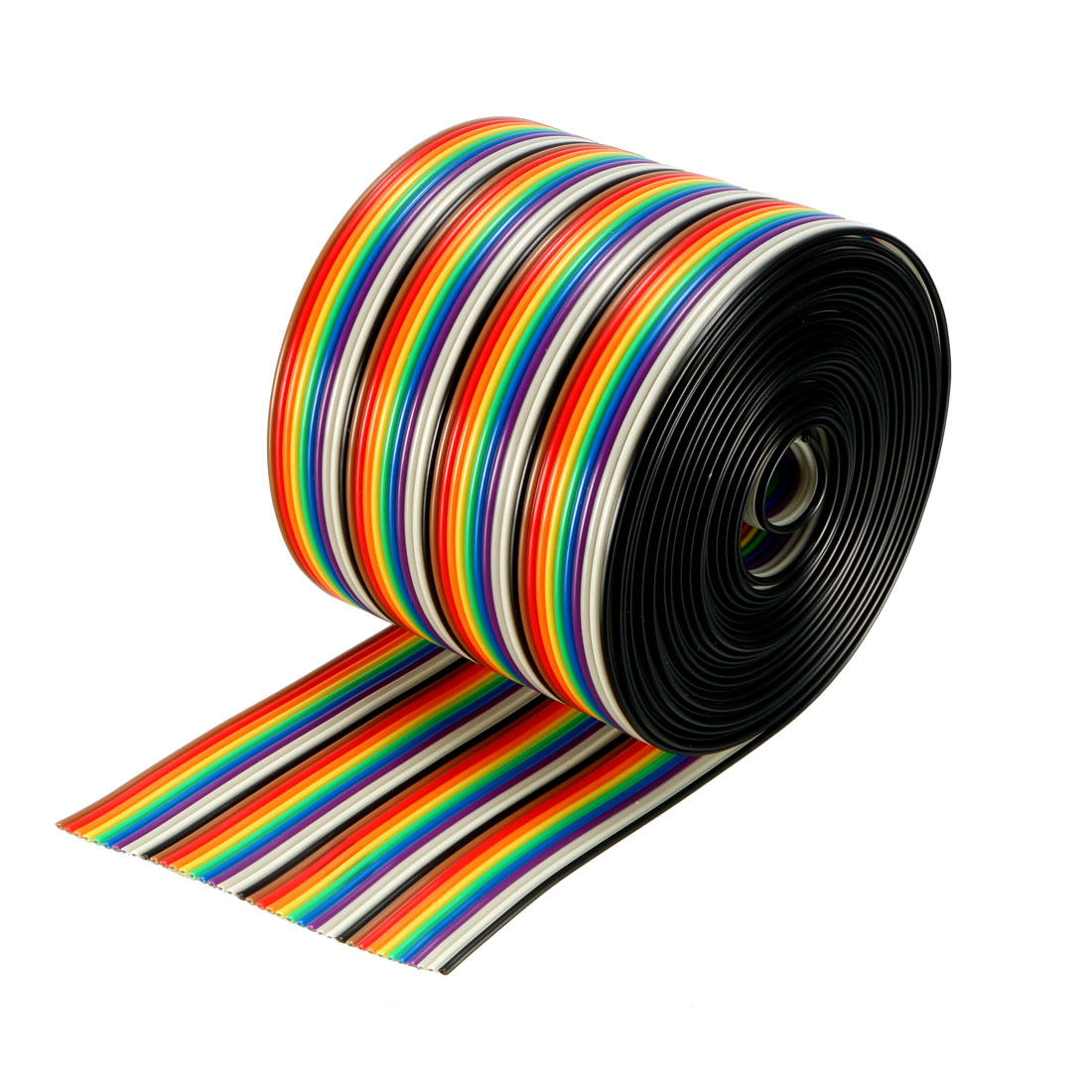 40P Jumper Wire 1.27mm Pitch Ribbon Cable Breadboard DIY 3 Meters Long - image 4 de 4