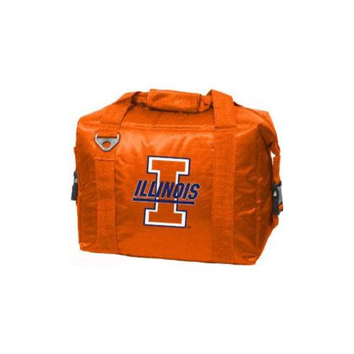 NCAA - Illinois Fighting Illini 12 Pack Cooler
