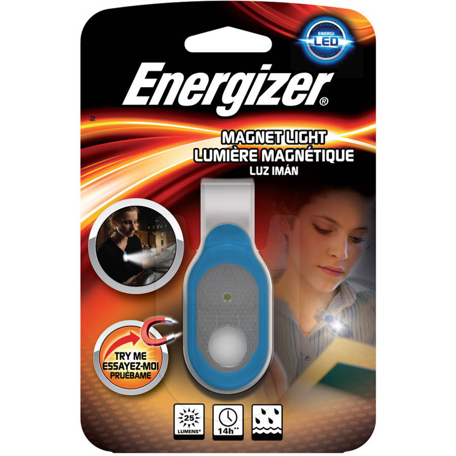Energizer LED Magnet Light, 25 Lumens